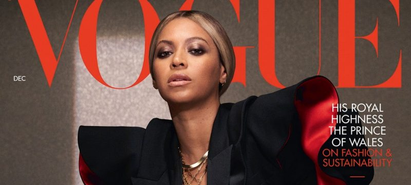 Beyoncé Poses for 3 'British Vogue' Covers, Talks Focusing on Her 'Joy' in Rare Interview