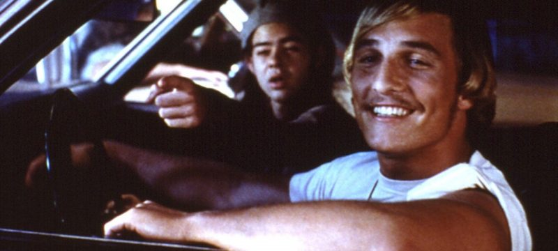 Matthew McConaughey Reveals How His Famous 'Dazed and Confused' Catchphrase Came to Be
