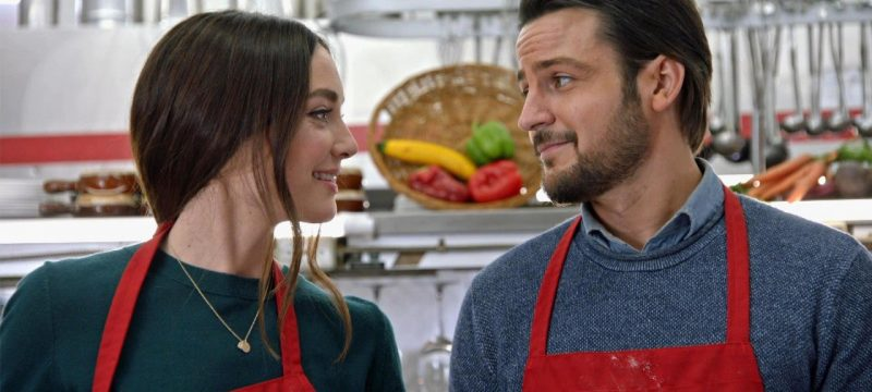 Hallmark's 'On the 12th Date of Christmas' Is a Holiday 'Reprieve' From the Real World: First Look (Exclusive)