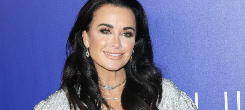 Kyle Richards Reveals She Got a Nose Job After Fans Kept Commenting on How Different She Looked