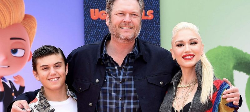 Blake Shelton Included Gwen Stefani's Kids 'Every Step of the Way' in His Engagement Plans