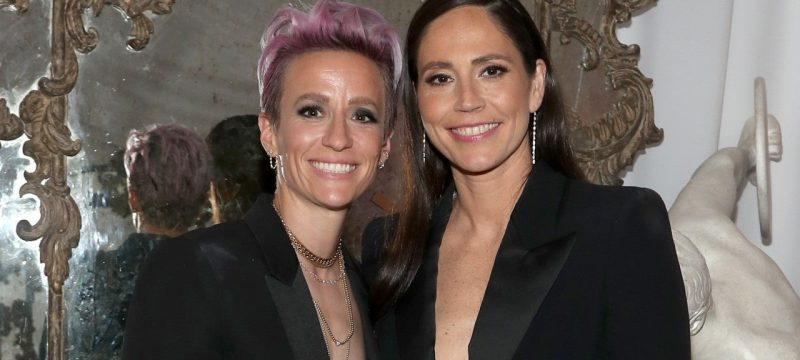 Megan Rapinoe and Sue Bird Are Engaged — See the Sweet Moment