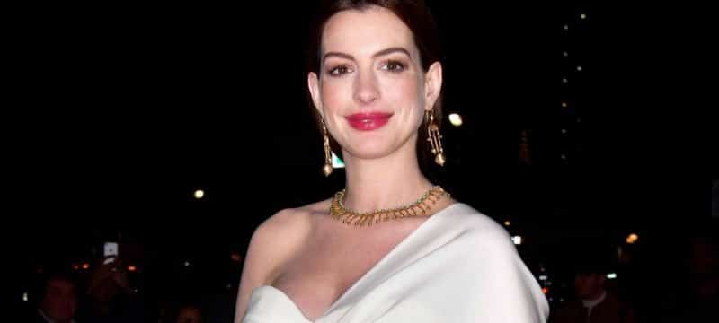 Anne Hathaway on Keeping Her Pregnancy a Secret While Filming 'The Witches' (Exclusive)