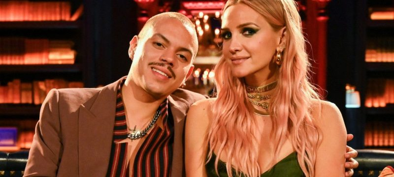 Ashlee Simpson Gives Birth to Baby Boy With Evan Ross