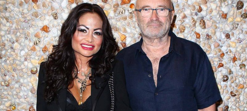 Phil Collins' Ex-Wife Agrees to Vacate Singer's Home in January