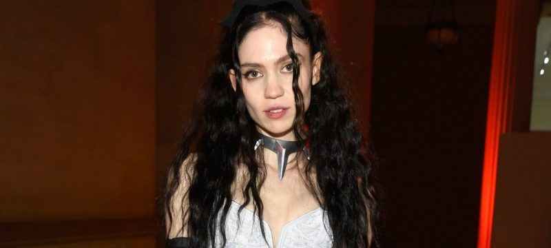 Grimes Is Going by a New Name That References the Speed of Light