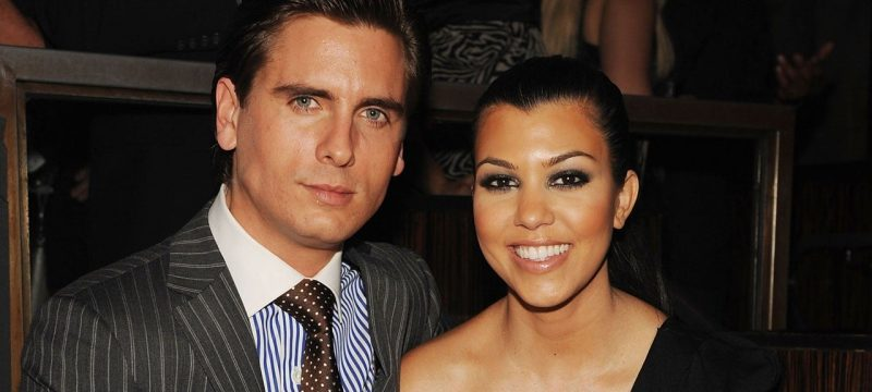Scott Disick Posts a Flirty Vacation Pic With Kourtney Kardashian Following Her Selfies