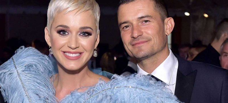 Watch Katy Perry Come to Fiancé Orlando Bloom's Aid During His First Instagram Live Conversation