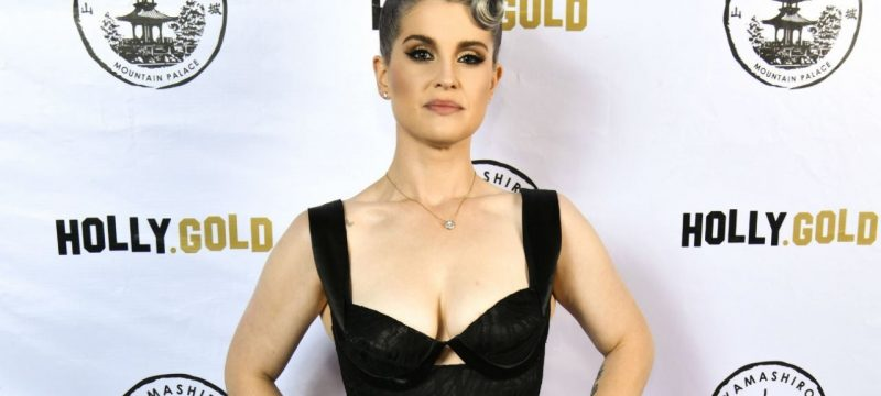 Kelly Osbourne Talks Rejecting Guys Who Didn't Want to Date Her Pre-Weight Loss