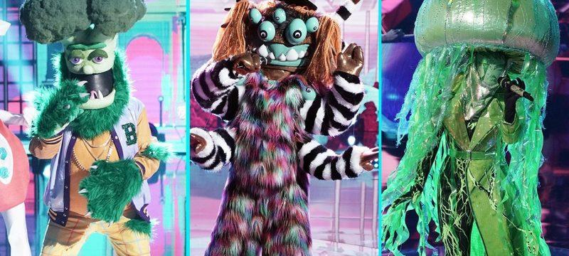 'The Masked Singer': ET Will Be Live Blogging Week 5!