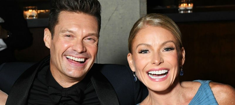 Kelly Ripa and Ryan Seacrest Reveal Their Halloween Costumes and Look Back at Their Favorites (Exclusive)