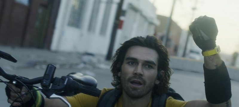 KJ Apa and Sofia Carson Star in First Trailer for Coronavirus Thriller 'Songbird'