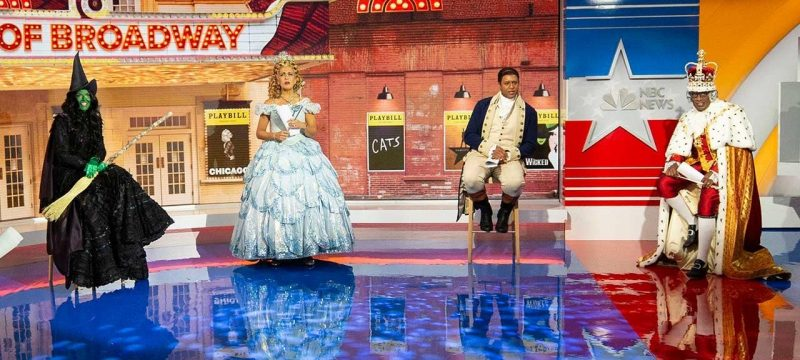 'Today' Show Pays Homage to Broadway With Their Halloween Costumes