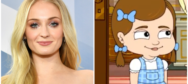 Sophie Turner Voices Princess Charlotte in HBO's 'The Prince' Animated Series — Watch a Sneak Peek