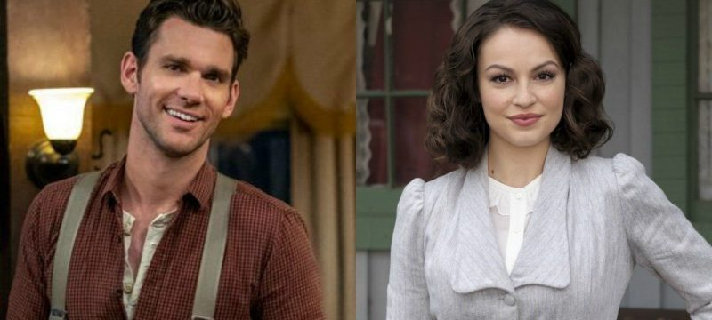'When Calls the Heart' Stars Kevin McGarry and Kayla Wallace Are Dating!