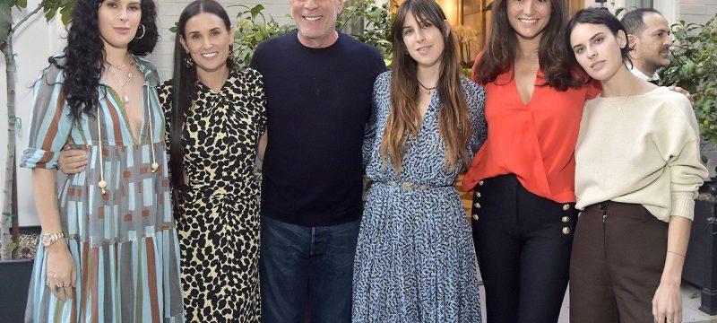 Rumer Willis Says Dad Bruce Wants Her to Have a Son