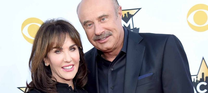 Dr. Phil Recalls Accidentally Locking Wife Robin McGraw in His Car Trunk