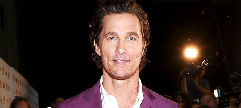 Matthew McConaughey Shares Rare Video of His Kids Singing Him 'Happy Birthday'