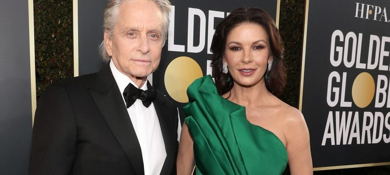 Michael Douglas Celebrates 20 Years of Marriage to Catherine Zeta-Jones by Revealing How He Asked Her Out