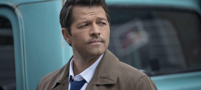 'Supernatural': Misha Collins on Castiel's Heartbreaking Sacrifice (Exclusive)