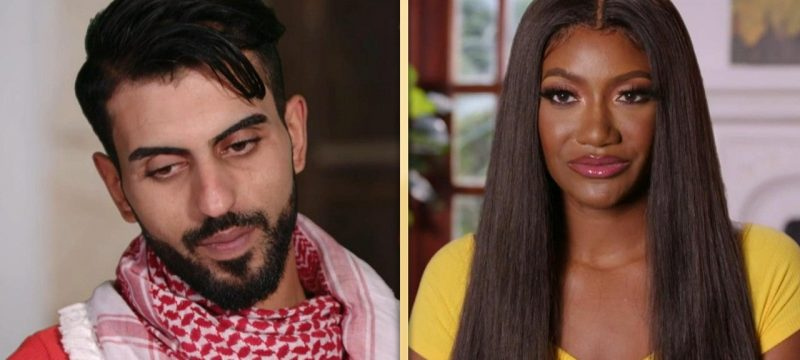 '90 Day Fiancé': Brittany Says She Felt 'Stuck' With Yazan After He Risked His Life for Her (Exclusive)