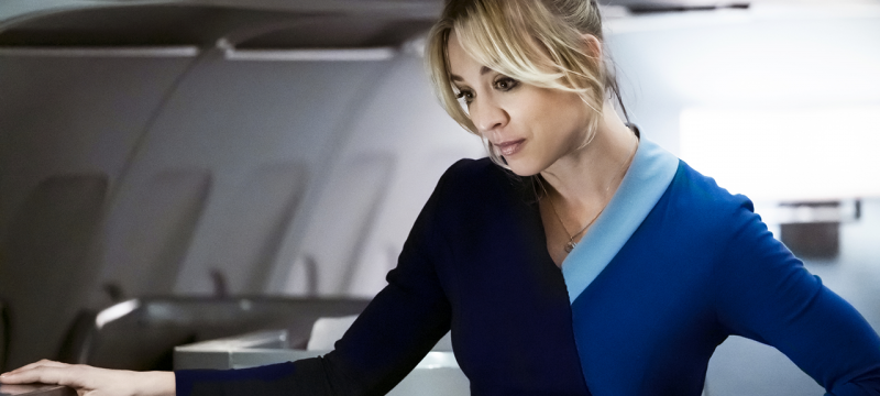 Kaley Cuoco on Shedding Her 'Big Bang Theory' Skin for 'The Flight Attendant' (Exclusive)