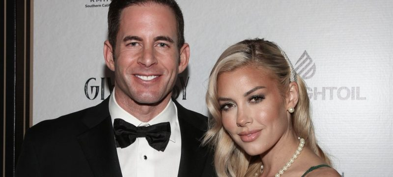 Tarek El Moussa and Heather Rae Young's New Home Was Flooded
