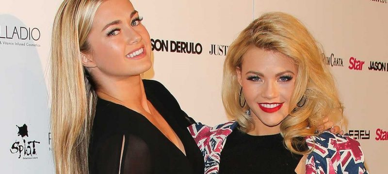 Pregnant Witney Carson Poses With Lindsay Arnold at Her Baby Shower — See the Pic!
