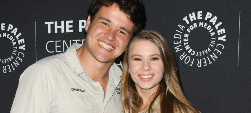 Pregnant Bindi Irwin Gifts Husband Chandler Powell Sweet 24th Birthday Surprise