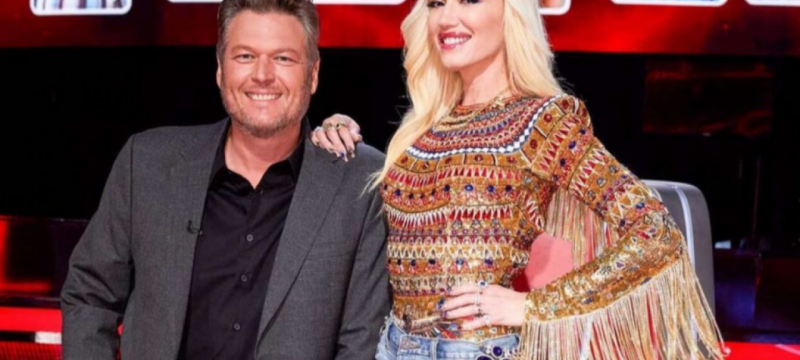'The Voice': Gwen Stefani Forgets She's Allowed to 'Make Out' With Blake Shelton After Knockout Round Steal