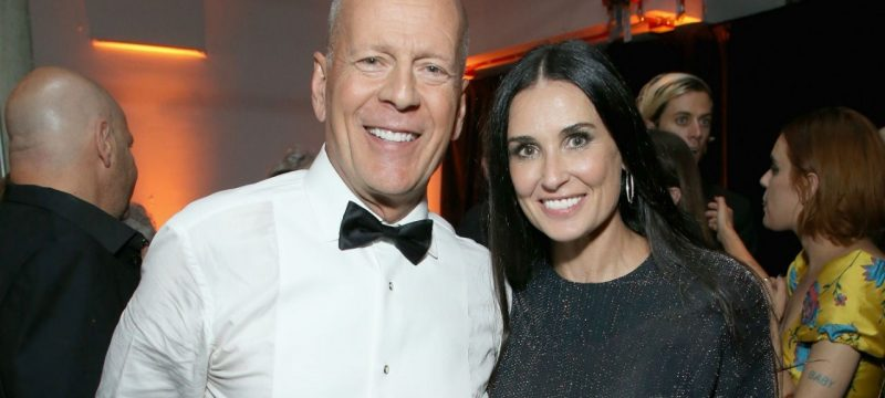 Bruce Willis and Wife Emma Share Birthday Tribute to His Ex Demi Moore