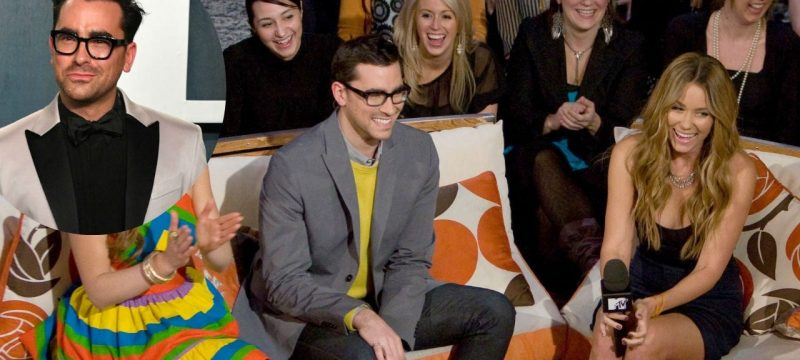 Dan Levy Talks Swearing Off Reality TV After Hosting 'The Hills' After-Show