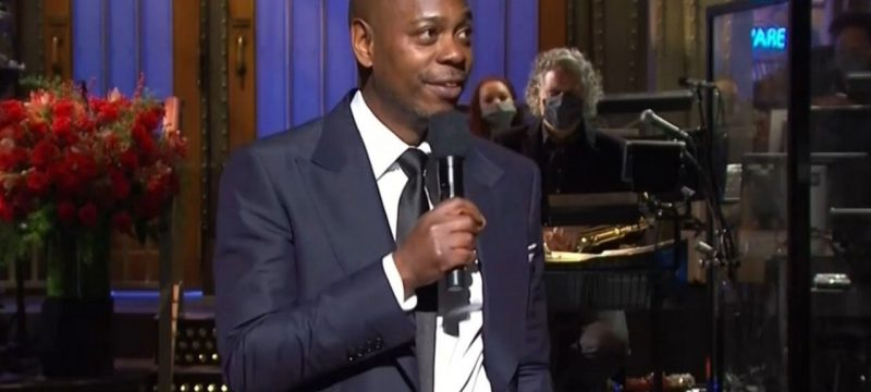 'Saturday Night Live': Dave Chappelle Gets Fiery and Political In Post-Election Monologue