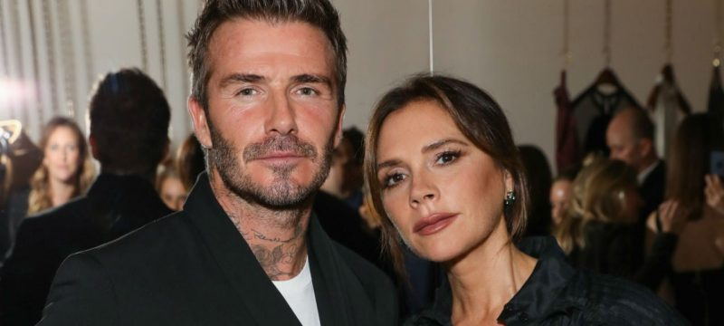 Victoria Beckham Trolls Husband David Beckham for His Fashion Choice and He Vows Revenge