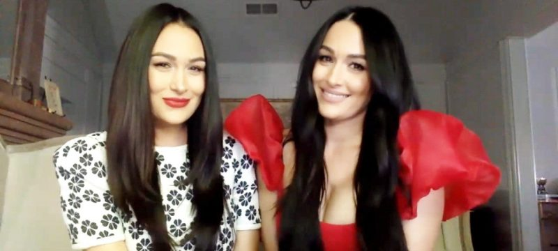 Nikki and Brie Bella on Their Baby Boys and If They're Done Having Kids (Exclusive)