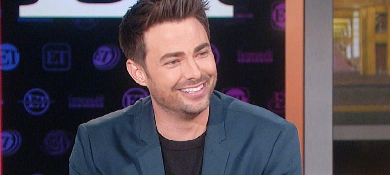 Jonathan Bennett on Being 'Part of Progress' While Portraying First Gay Couple in Hallmark Movie (Exclusive)