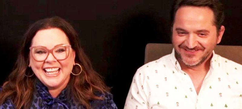 Ben Falcone on the Awkward Moment Wife Melissa McCarthy Accidentally Declared Her Love for Co-Star (Exclusive)