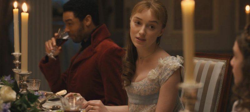 'Bridgerton' Sneak Peek: The Duke and Bridgerton Family Try to Guess Who Is Lady Whistledown! (Exclusive)