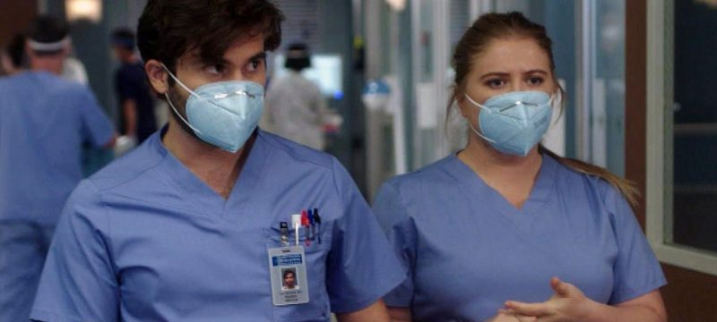 The 'Grey's Anatomy' Doctors Miss Sex and Booze in This Season 17 Deleted Scene (Exclusive)