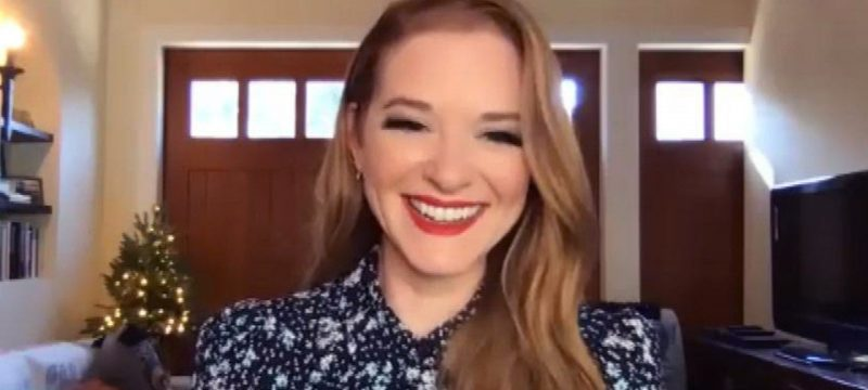 Sarah Drew on 'Grey's Anatomy' Possibly Ending and If She'd Ever Return to the Show (Exclusive)