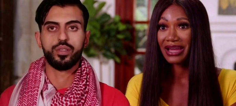 '90 Day Fiancé': Yazan Gives Brittany 1 Month to Marry Him