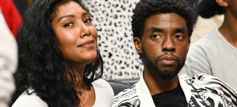 Chadwick Boseman's Widow Taylor Simone Ledward Appointed Personal Representative of His Estate