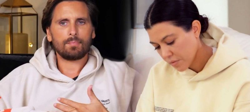 Kourtney Kardashian and Scott Disick Tease Family They're Having 'Baby No. 4' on 'KUWTK' Finale