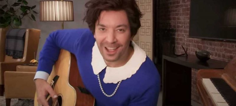 Jimmy Fallon Impersonates Harry Styles in Mock 'Vogue' 73-Questions Video