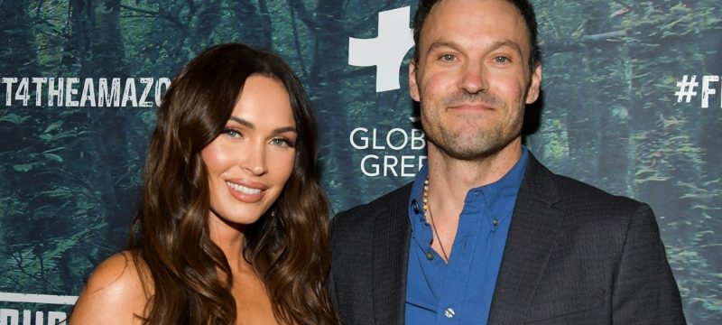 Megan Fox Officially Files for Divorce From Brian Austin Green