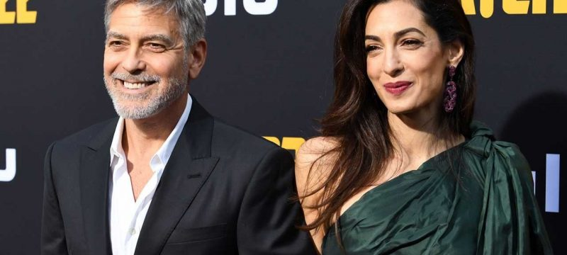 Amal Clooney Jokes That She and Meryl Streep Have 'Been Married' to George Clooney