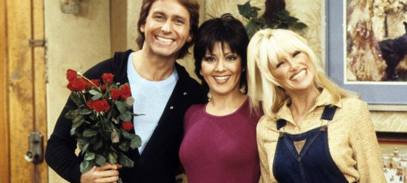 Suzanne Somers Reflects on Getting Fired From 'Three's Company' and Making Peace With John Ritter (Exclusive)