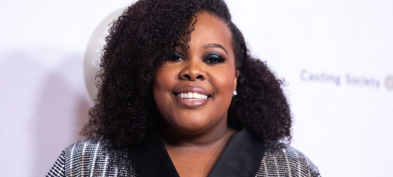 Amber Riley Engaged to Boyfriend Desean Black