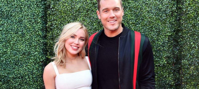 Colton Underwood Says Cassie Randolph Has Dropped Her Restraining Order Against Him