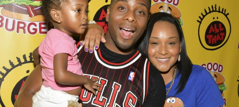 Kel Mitchell Welcomes Baby Boy With Wife Asia Lee